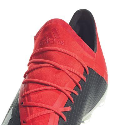 adidas X 18.2 FG schwarz-rot – Bild 4