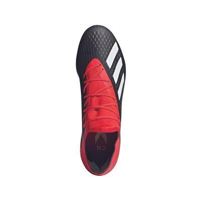 adidas X 18.2 FG schwarz-rot – Bild 2