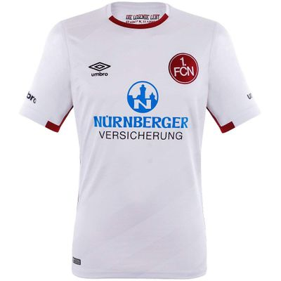 umbro 1. FC NÜRNBERG Trikot Away Kinder 2016 / 2017