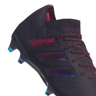adidas NEMEZIZ 18.1 FG schwarz-rot – Bild 4