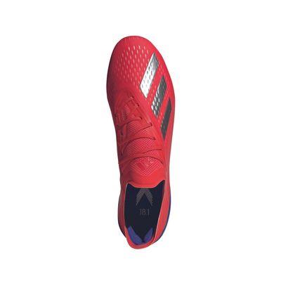 adidas X 18.1 SG rot-blau – Bild 2