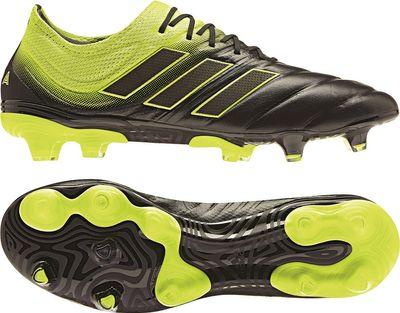adidas COPA 19.1 FG schwarz-neongelb – Bild 1