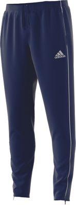 adidas CORE 18 Trainingshose Herren blau – Bild 1