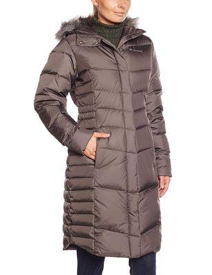 columbia MADRAUNE II Wintermantel - Jacke Frauen braun