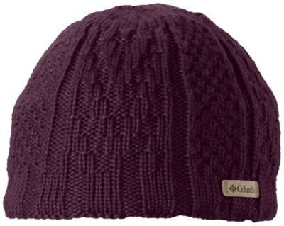 columbia PARALLEL PEAK BEANIE Mütze bordeaux