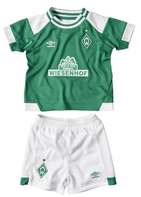 umbro SV WERDER BREMEN Infant Kit Home Kinder