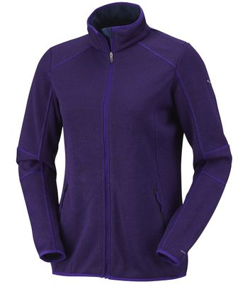 columbia ALTITUDE ASPECT II FULL ZIP Jacke Frauen lila