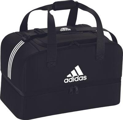 adidas TIRO DUFFEL BAG Sporttasche schwarz – Bild 1