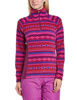 columbia GLACIAL FLEECE II Pullover Frauen pink-rot