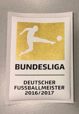 Original DFL Bundesliga Meisterlogo Kinder 2016/2017 FC Bayern München – Bild 1