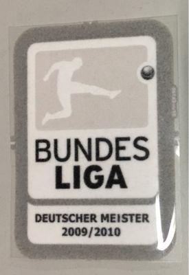 Original DFL Bundesliga Meisterlogo Erw. 2009/2010 FC Bayern München