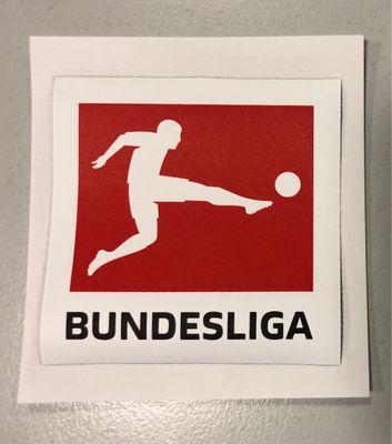 Original DFL Bundesliga Logo Patch Erwachsene – Bild 1
