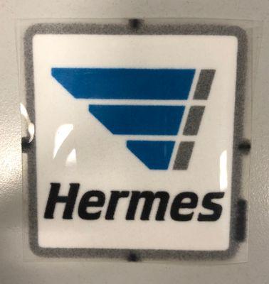 Original DFL Bundesliga Hermes Patch Erwachsene