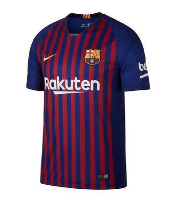 nike FC BARCELONA Trikot Home Kinder 2018 / 2019 - MESSI 10 – Bild 3