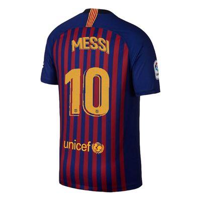 nike FC BARCELONA Trikot Home Kinder 2018 / 2019 - MESSI 10 – Bild 2