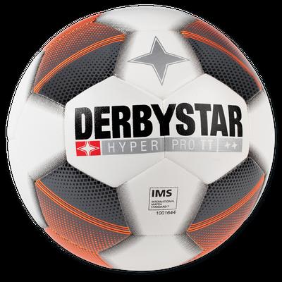 derbystar HYPER PRO TT DB Gr. 5 weiss-grau-orange
