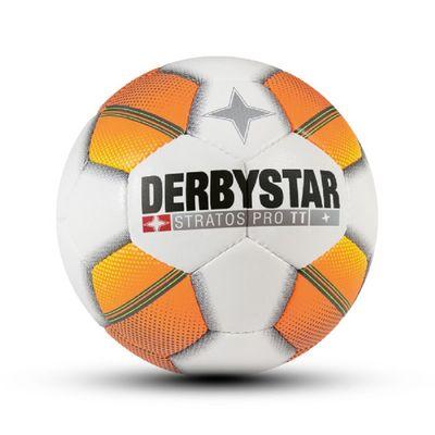 derbystar STRATOS Pro TT Gr.4 weiß-orange-gelb