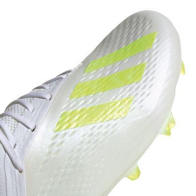 adidas X 18.1 FG weiß-neongelb – Bild 3
