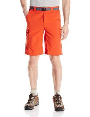 columbia SILVER RIDGE CARGO Short Herren orange