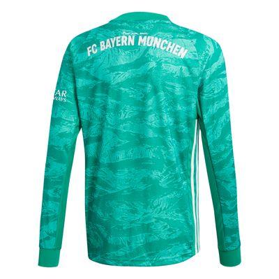 adidas FC BAYERN MÜNCHEN Trikot Torwart Herren 2019 / 2020 – Bild 2