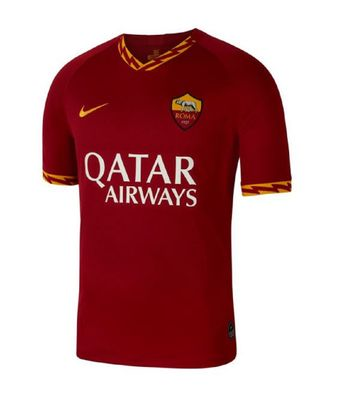 nike AS ROMA Trikot Home Herren 2019 / 2020 – Bild 1