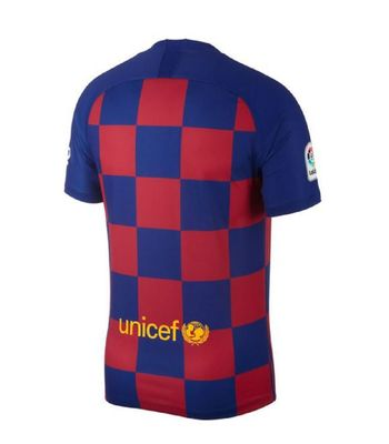 nike FC BARCELONA Trikot Home Herren 2019 / 2020 – Bild 2