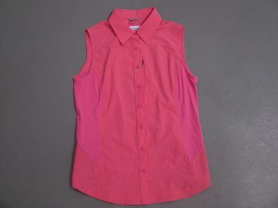 columbia SILVER RIDGE Hemd Frauen rosa