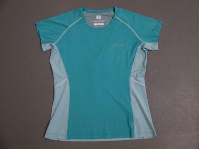 columbia FREEZE DEGREE III T-Shirt Frauen türkis