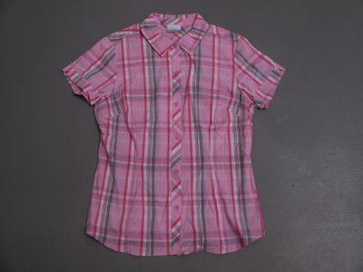 columbia DIAMOND LAKE II Hemd Frauen rosa