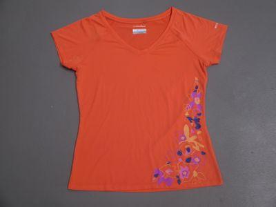 columbia SATURDAY TRAIL GRAPHIC T-Shirt Frauen apricot