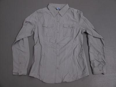 columbia INSECT BLOCKER Hemd Frauen  langarm grau