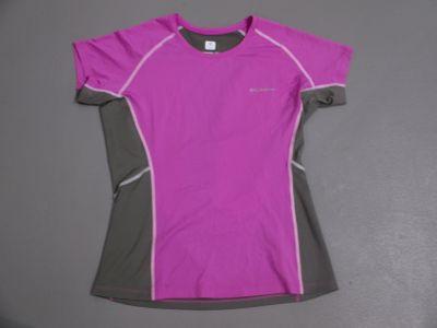 columbia FREEZE DEGREE III T-Shirt Frauen lila