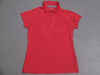 columbia LADY SUN RIDGE Poloshirt Frauen rot