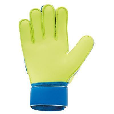 uhlsport RADAR CONTROL SOFT SF Junior TW-Handschuh blau-gelb-schwarz – Bild 2