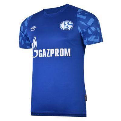 umbro FC SCHALKE 04 Trikot Home Herren 2019 / 2020 – Bild 1