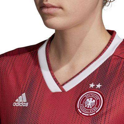 adidas DFB DEUTSCHLAND Trikot Away Damen - Frauen WM 2019  - GOEßLING 8 – Bild 2