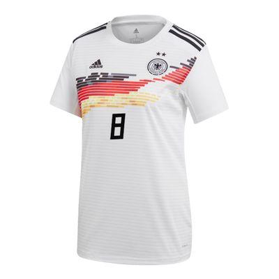 adidas DFB DEUTSCHLAND Trikot Home Damen - Frauen WM 2019  - GOEßLING 8 – Bild 3