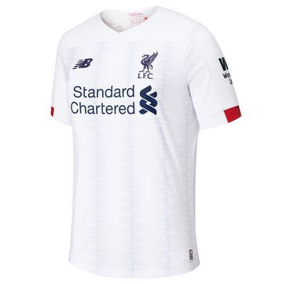 new balance FC LIVERPOOL Trikot Away Kinder 2019 / 2020 – Bild 1