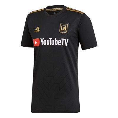 adidas LOS ANGELES FC Trikot Home Herren 2019 / 2020 – Bild 1