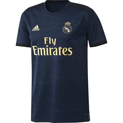adidas REAL MADRID Trikot Away Kinder 2019 / 2020 – Bild 1