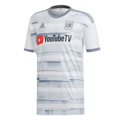 adidas LOS ANGELES FC Trikot Away Herren 2019 / 2020 – Bild 1