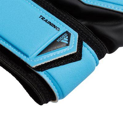 adidas PREDATOR Training TW-Handschuh blau-schwarz – Bild 3