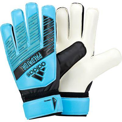 adidas PREDATOR Training TW-Handschuh blau-schwarz – Bild 1