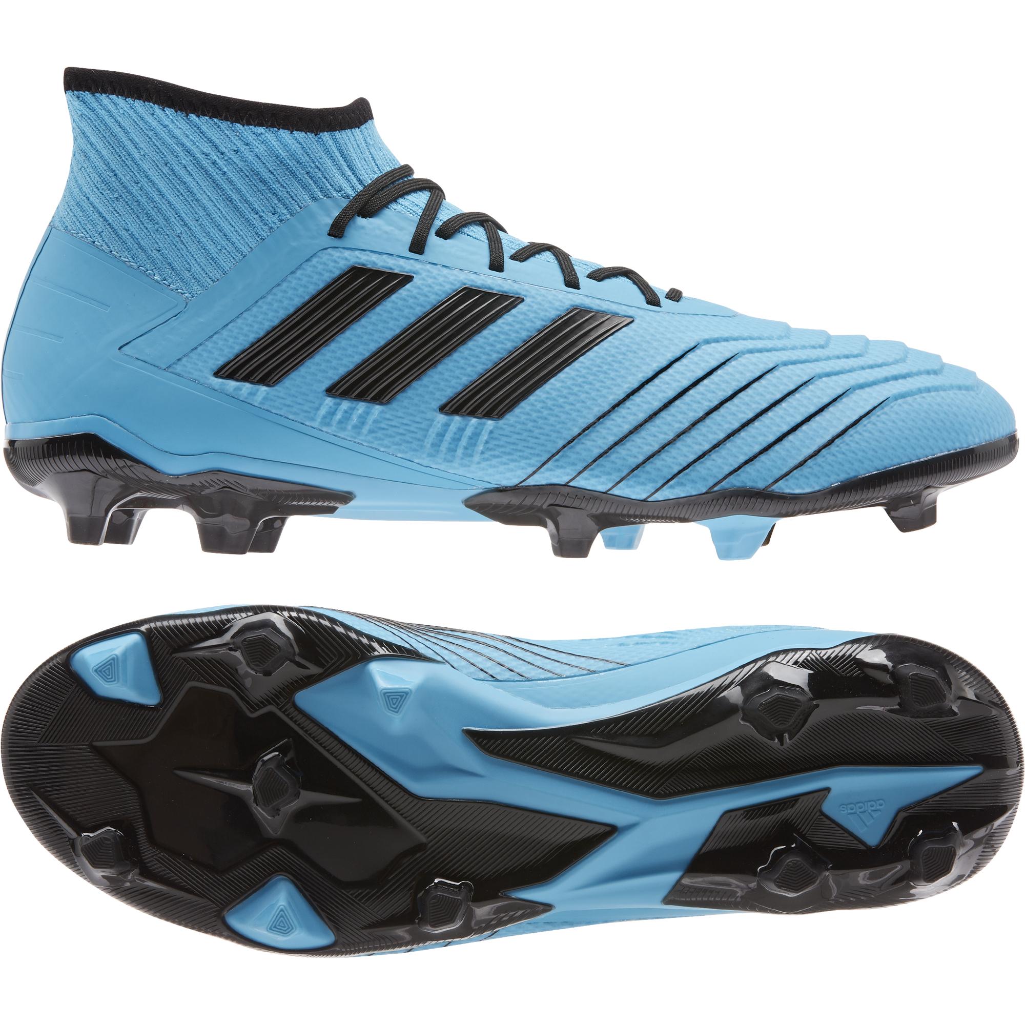 adidas PREDATOR 19.2 FG blau schwarz