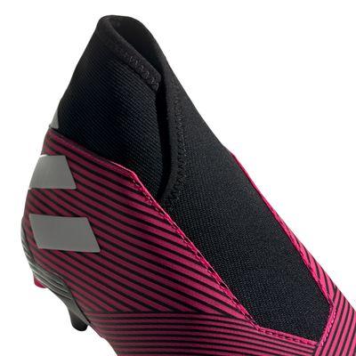 adidas NEMEZIZ 19.3 LL FG pink-schwarz – Bild 3