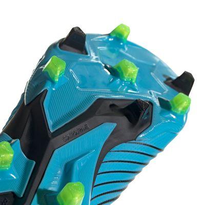 adidas PREDATOR 19.1 FG blau-schwarz – Bild 2