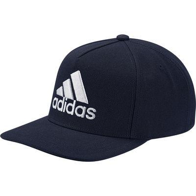 adidas H90 LOGO CAP Kinder blau – Bild 1