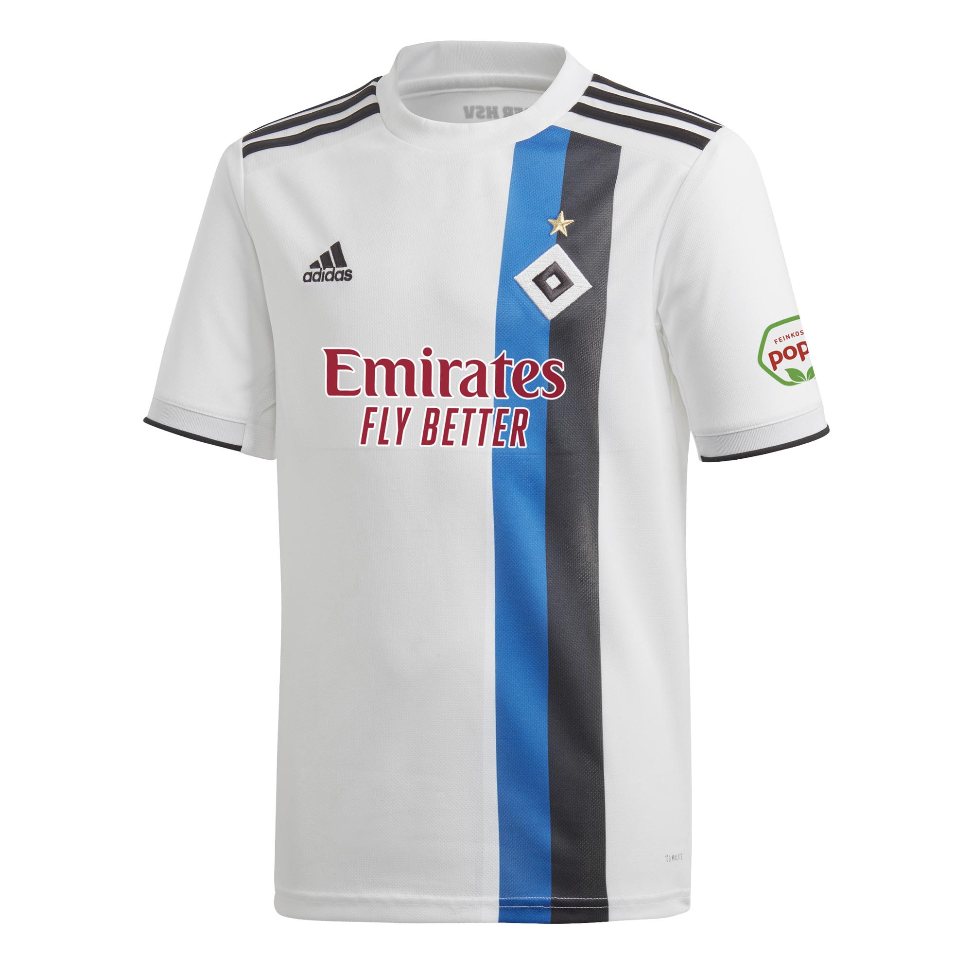 adidas Hamburger SV Trikot Home Damen 20172018