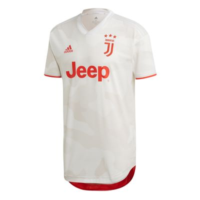 adidas JUVENTUS TURIN Trikot Authentic Away Herren 2019 / 2020 – Bild 1
