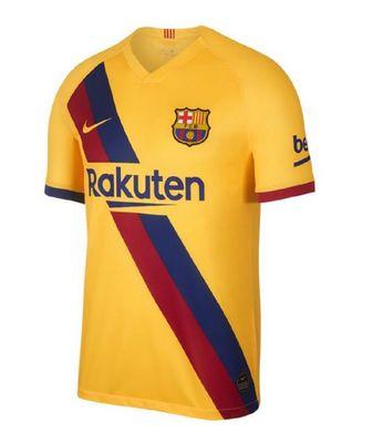 nike FC BARCELONA Trikot Away Kinder 2019 / 2020 – Bild 1